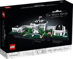 lego 21054 valkoinen talo