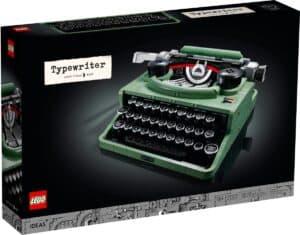 lego 21327 kirjoituskone