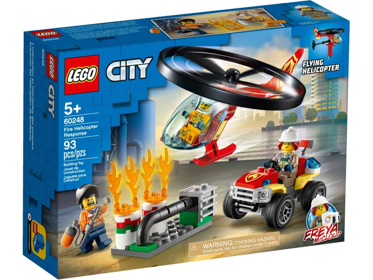 lego 60248 palokunnan helikopteriyksikko