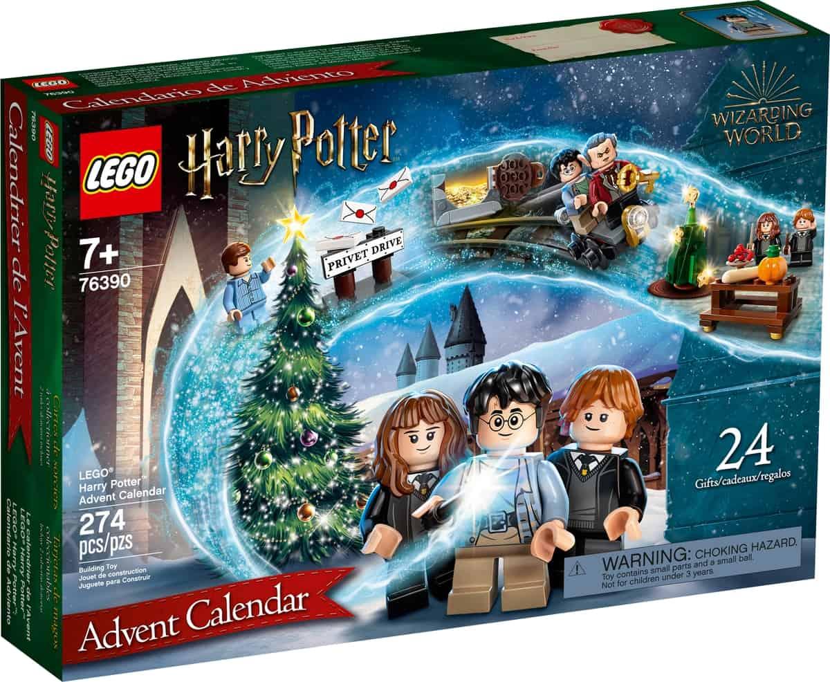 lego 76390 harry potter joulukalenteri