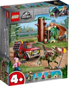 lego 76939 stygimoloch dinosauruksen pako