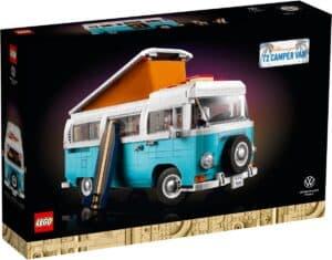 LEGO 10279 Volkswagen T2 pikkubussi