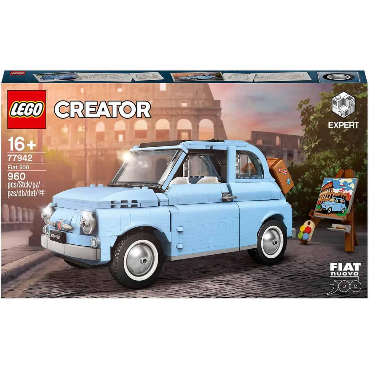 LEGO 77942 Fiat 500 - 20210901