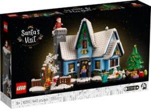 lego 10293 joulupukin vierailu