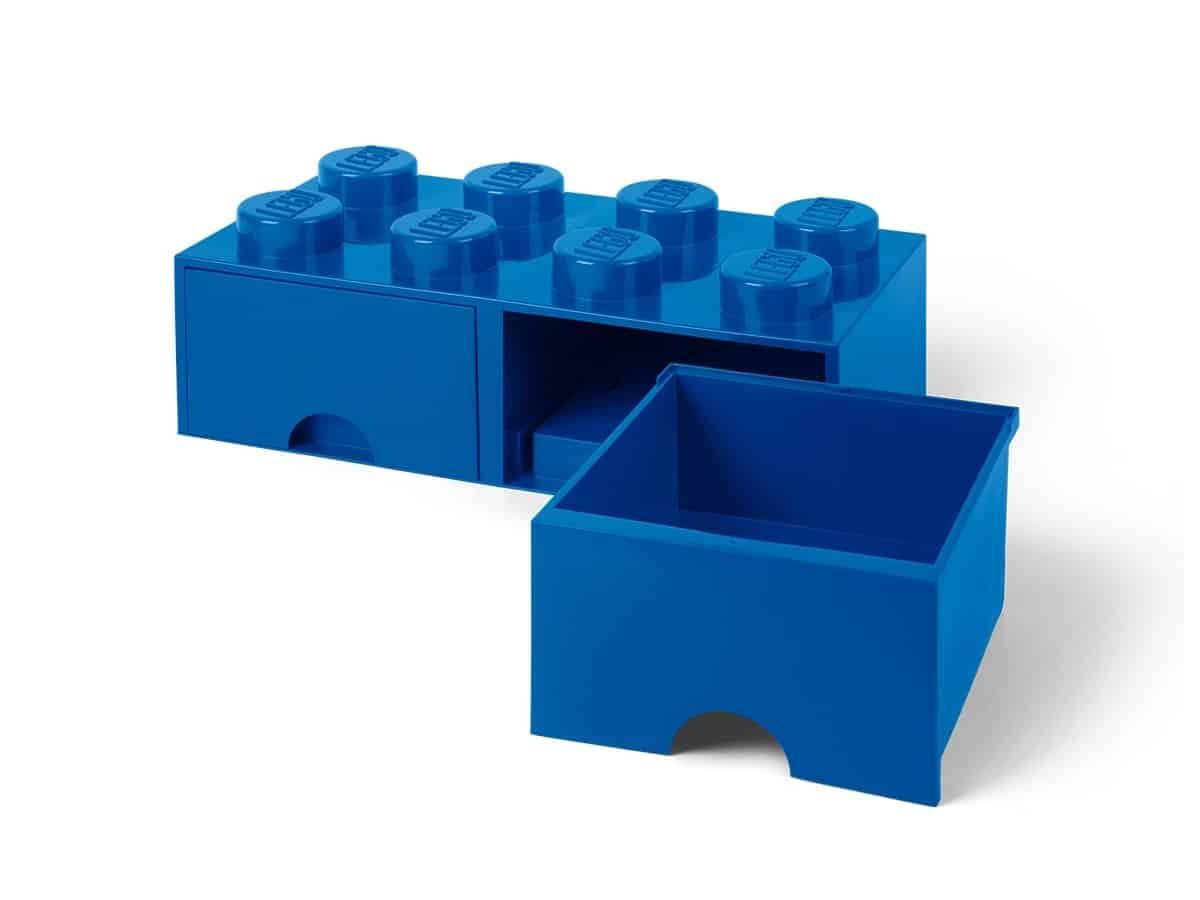 lego 5006143 8 nastainen sininen silytyspalikkalaatikko